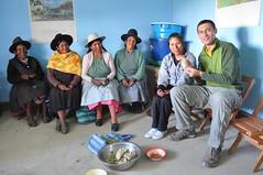 Visitant comunitats rurals