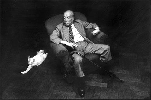 borges by fixionauta
