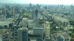 Bangkok from Baiyoke Sky Hotel, Thailand