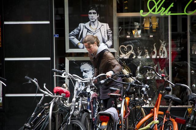 Rotterdam Paulien Parking