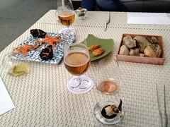 1º Acto: Snacks. Jardin @ Quique Dacosta Restaurant