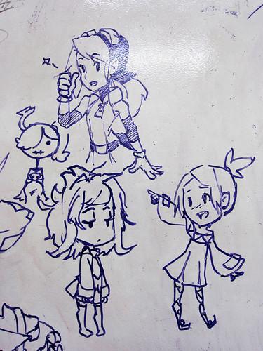 Yeppeo Guest Doodles
