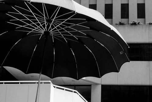 Umbrella and Building Elements
