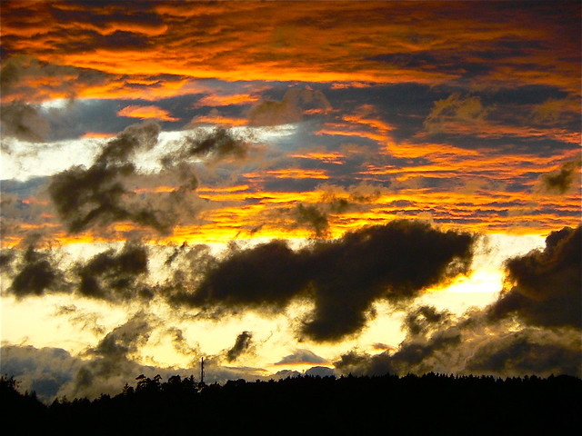 Cloud layers, Panasonic DMC-FZ3