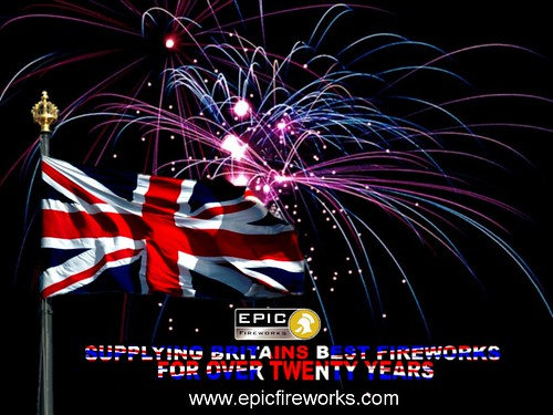 Epic Fireworks - Supplying Britain for Over 20 Years