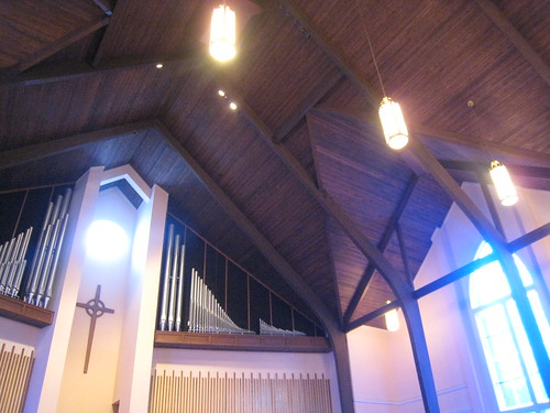 sanctuary, Weatherly Heights Baptist Church