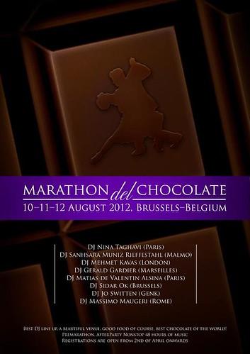 Marathon del Chocolate - 10-12 Aug 2012