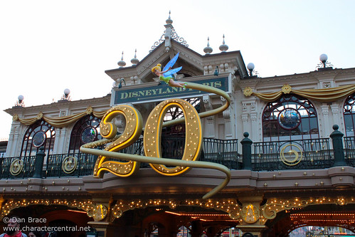 Arriving on Main Street