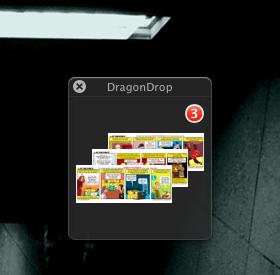 DragonDrop bin
