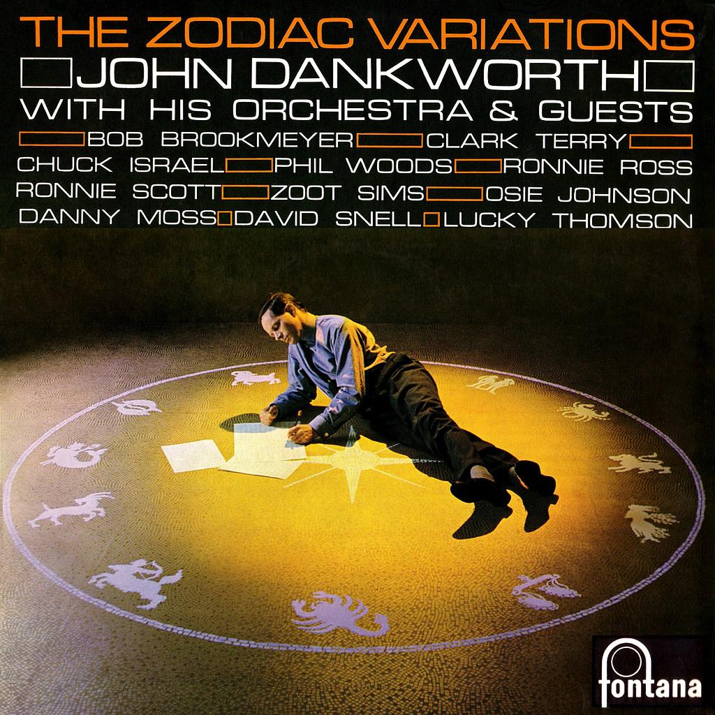 John Dankworth Lp Cover Art