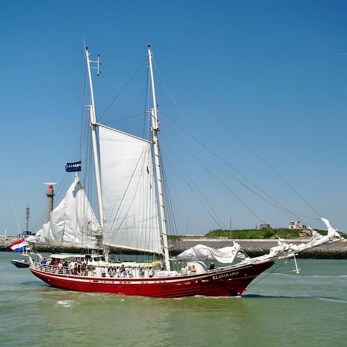 Eldorado (35) Oostende voor Anker 2012 3 Foto's - 3 Photo's