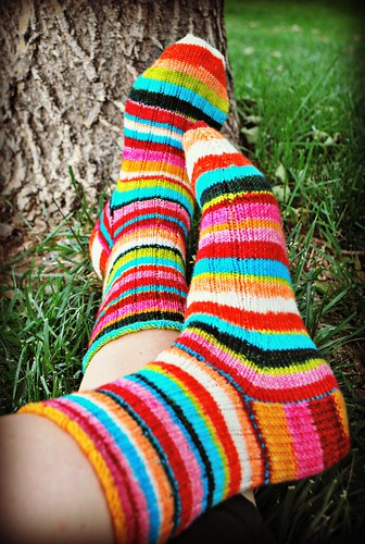 Vespa scrappy socks