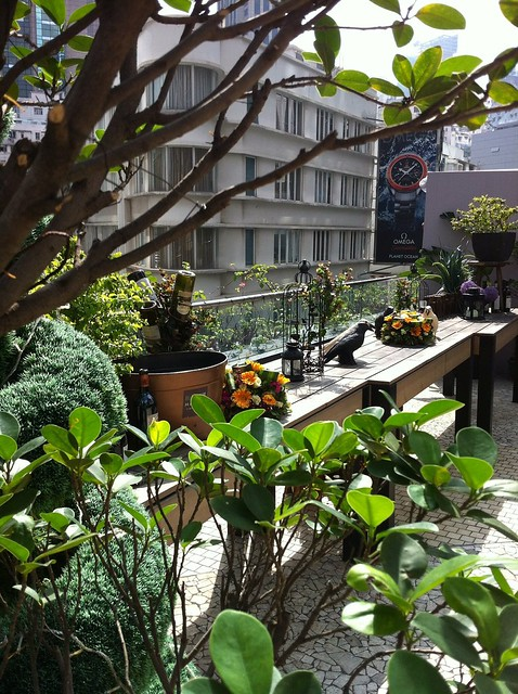 HABITŪ Ristorante the Garden