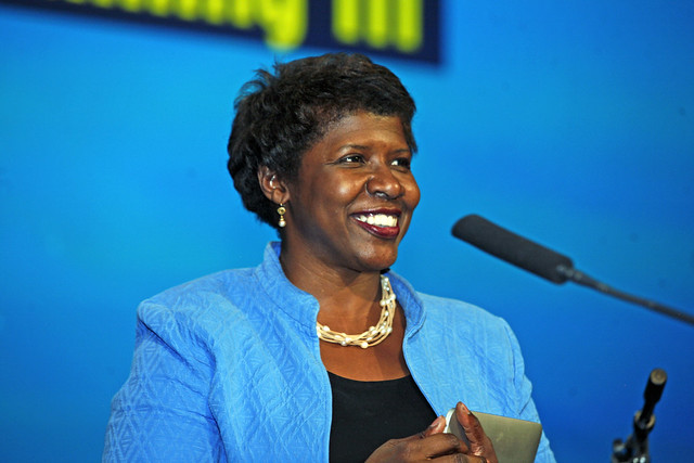 Gwen Ifill  Flickr  Photo Sharing!