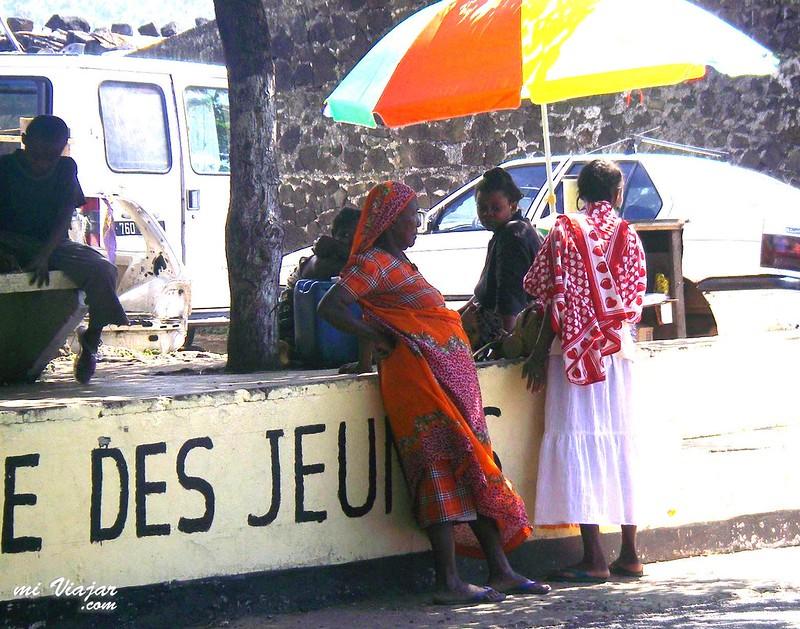 Mujeres, África
