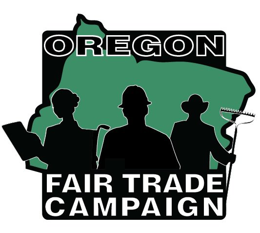 oregon Fair Trade logo