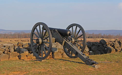 union cannon gettysburg