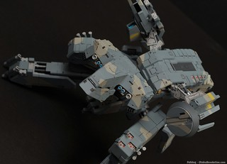 Metal Gear REX - Fin 1