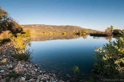 La Laguna de El Salmoral en Prádena del Rincón