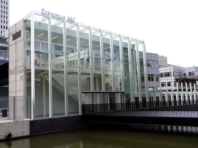 parkeren museumpark rotterdam