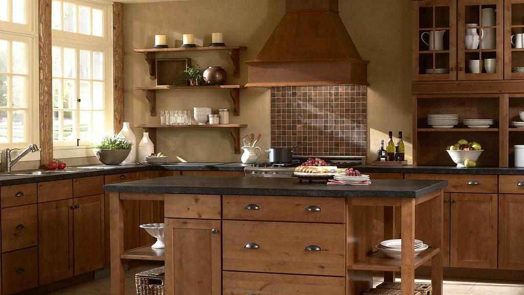 Beautiful-Wood-Interior-Design-Kitchen