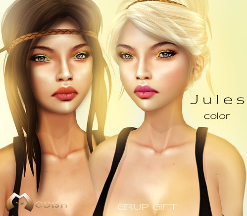Jules-color_Gift skins @ Modish Mainstore by ::Modish::