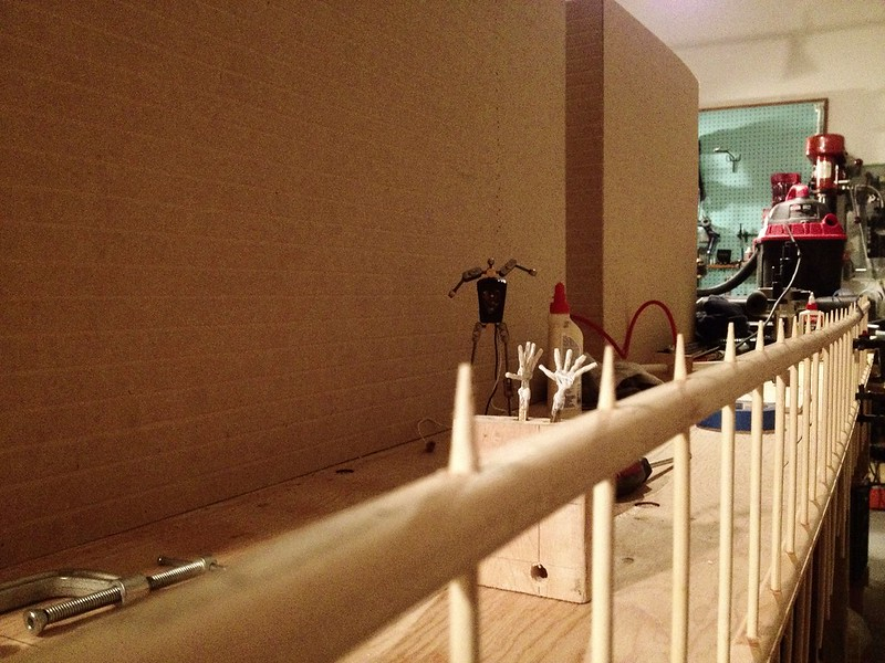 Set-building progress...