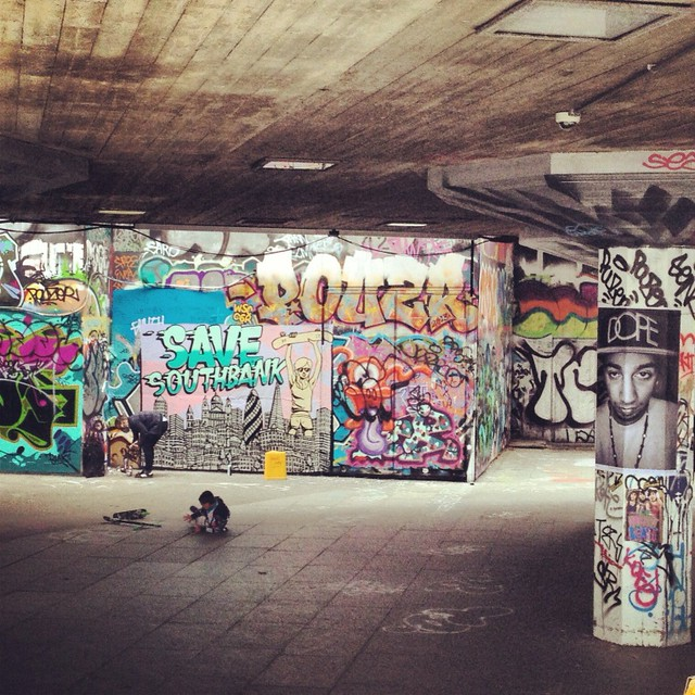 Save Southbank Skate Park