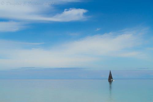 still sailing by D J England