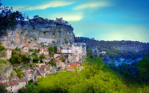 Rocamadour : Citadelle de la foi sur le Chemin de Saint-Jacques