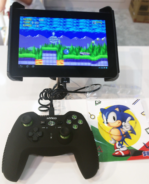Play Sonic the Hedgehog at E3, Get Exclusive Swag