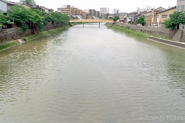 中の橋改修完了 /  Renovated, Nakanohashi bridge