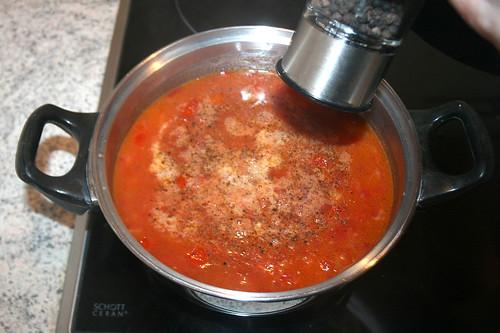 47 - Mit Pfeffer & Salz abschmecken / Taste with salt & pepper
