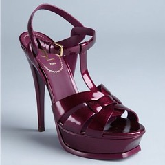 heel(0.0), outdoor shoe(0.0), purple(0.0), leather(0.0), limb(0.0), leg(0.0), human body(0.0), pink(0.0), bridal shoe(1.0), basic pump(1.0), magenta(1.0), footwear(1.0), violet(1.0), shoe(1.0), high-heeled footwear(1.0), maroon(1.0), sandal(1.0),