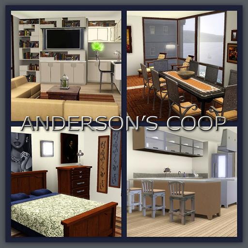 Anderson's Coop Covershot