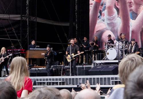 07 Bruce Springsteen Paris 2013