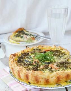 zucchini and salmon pie.5