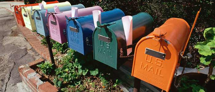 Mailing list is very important for a website