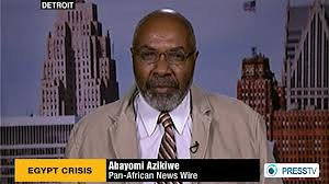 Abayomi Azikiwe, editor of the Pan-African News Wire, is a news analyst for various international media outlets globally. His writings and interviews are published around the world. by Pan-African News Wire File Photos
