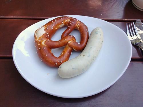 Weißwurst & Brezn