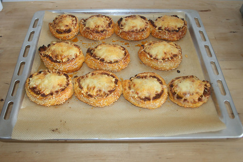 28 - Fertig gebacken / Finished baking