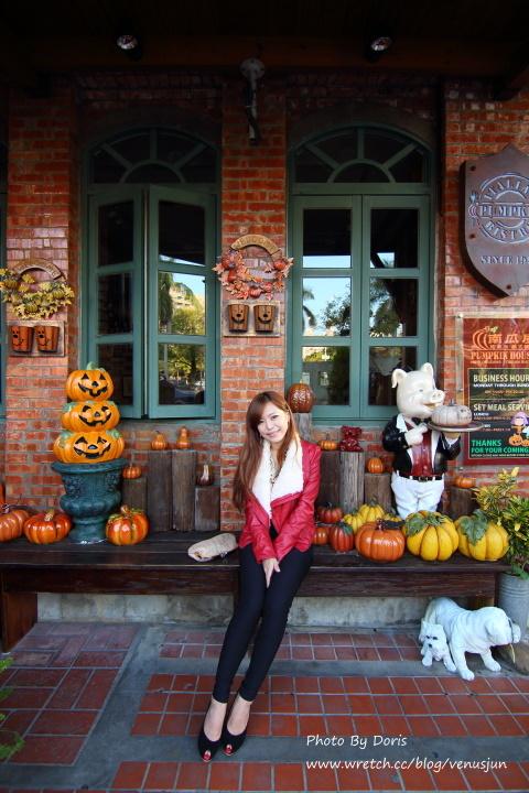 食記台中。美術館綠園道餐廳Pumpkin House南瓜屋紐澳良義 ...