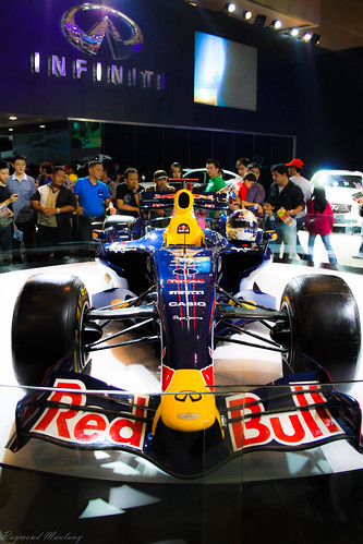 F1 Red Bull by raymaulany07