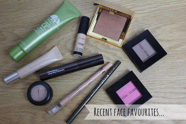 recent face favourites