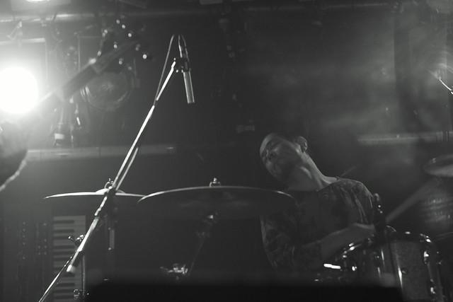 SPUTNIK KOMBINAT live at ShowBoat, Tokyo, 15 Sep 2013. 039