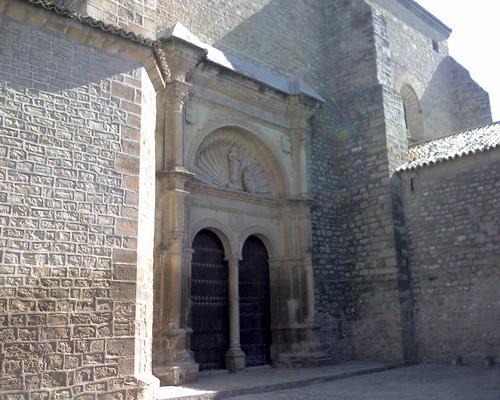 Jaén - Torreperogil - Iglesia de Santa María la Mayor 38 2' 14.80
