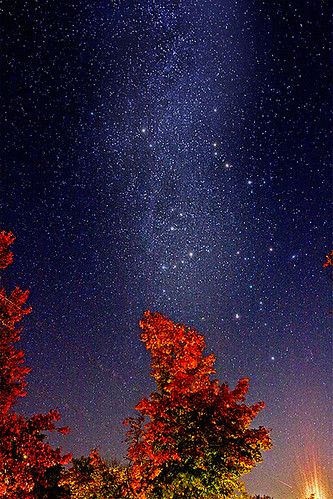 autumn fall night canon way lens landscape angle wide ii f l 28 usm milky ultra wideanglelens 1635mm 40d Astrometrydotnet:status=solved Astrometrydotnet:id=supernova9323 koadelawarewatergapcampground