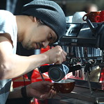 Latte Art World Championship @ Coffee Fest Seattle 2013