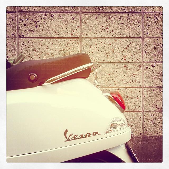 """""""Before"""" #Piaggio #Vespa LX125 3V"""