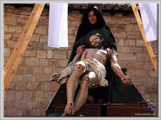 11 Via Crucis Semana Santa en Briviesca